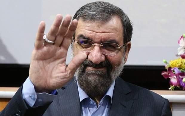 پسر محسن رضایی برای انتخابات استعفا داد