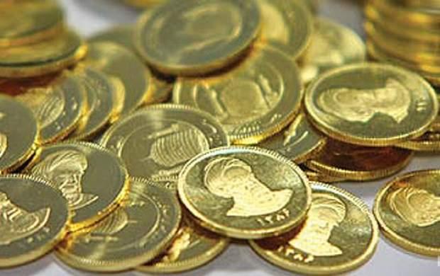 نرخ سکه ۴۵۰ هزار تومان حباب دارد