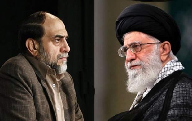 سؤال رحیم پور از رهبری درمورد رهبر آینده