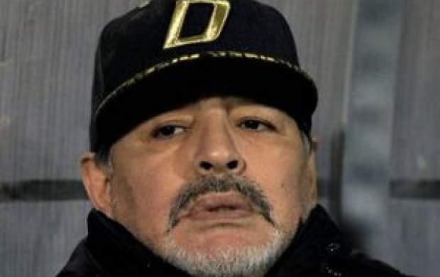مارادونا به آلزایمر مبتلا شد؟