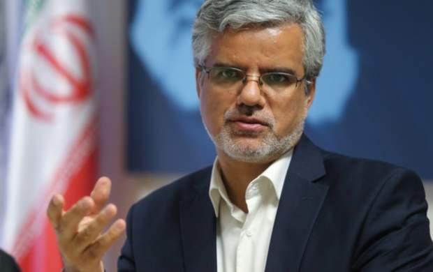 واکنش محمود صادقی به انهدام پهپاد آمریکایی