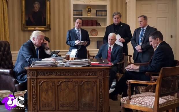 محرمانه ترین اخبار از یک جلسه تاریخی مقامات ارشد سیاسی و نظامی آمریکا/ در آخرین دقایق تصمیم درباره پاسخ نظامی به ایران در کاخ سفید چه گذشت؟!