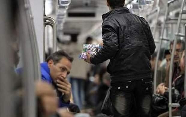 تعقیبوگریز در تونلهای متروی تهران! +جزئیات