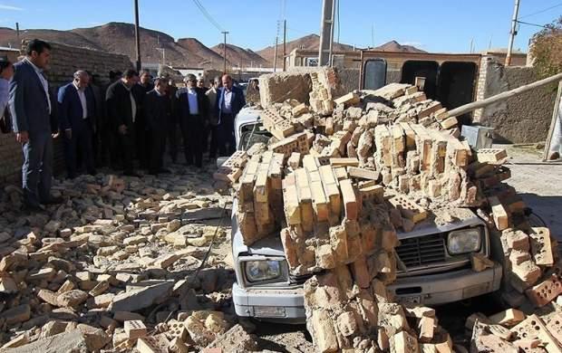 ۴۷کشته و مجروح تلفات زمینلرزه خوزستان +عکس