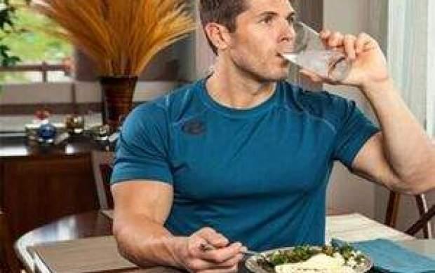 زمانهای ممنوعه برای نوشیدن آب