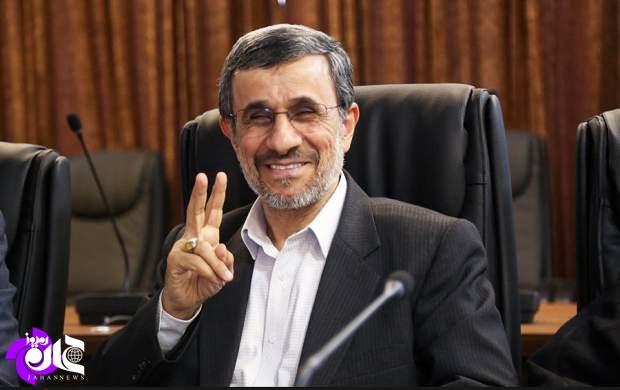 احمدینژاد در مصاحبه با نیویورک تایمز: ایران باید مستقیم با ترامپ وارد گفتگو شود/ ترامپ مرد عمل است/ ۳ نامه برای او نوشتم/ علاقه مشترک احمدی نژاد و روحانی برای برجام سازی در کشور