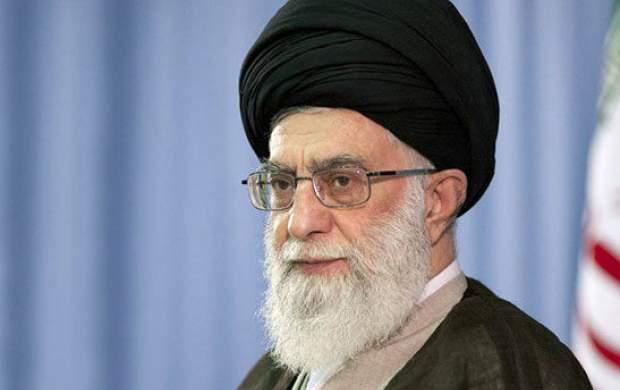 پیام رهبرانقلاب در پی درگذشت خواهر محسن رضایی