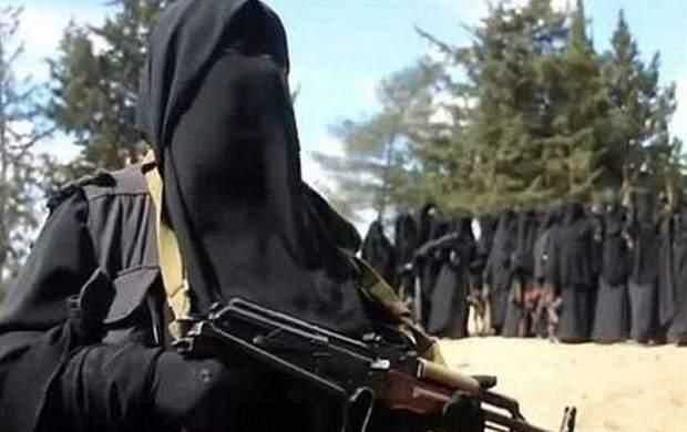 یک زن عضو داعش در آلمان دستگیر شد