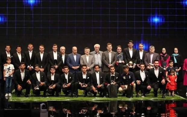 بیرانوند مرد سال فوتبال ایران شد