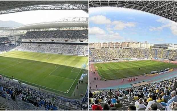 نقصهای بزرگ ورزشگاههای فوتبال +عکس