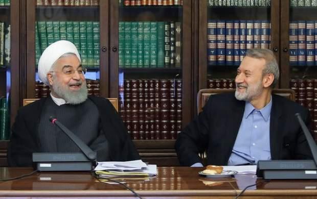 لطفا شبیه احمدی نژاد نباشید!/ صندلیهای خالی مجمع تشخیص منتظر روسای دو قوه هستند