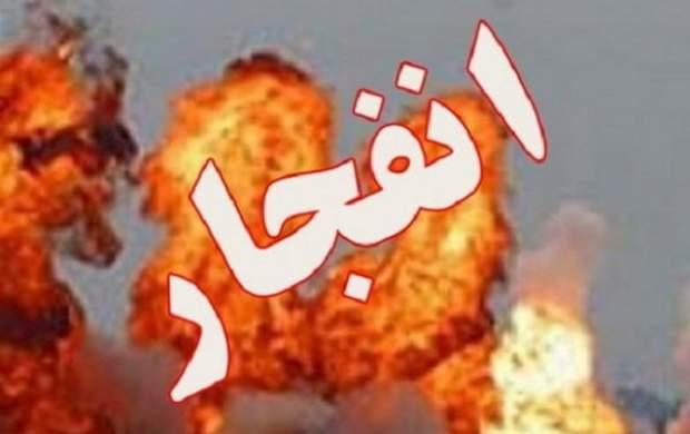 یک بمب صوتی در اهواز منفجر شد