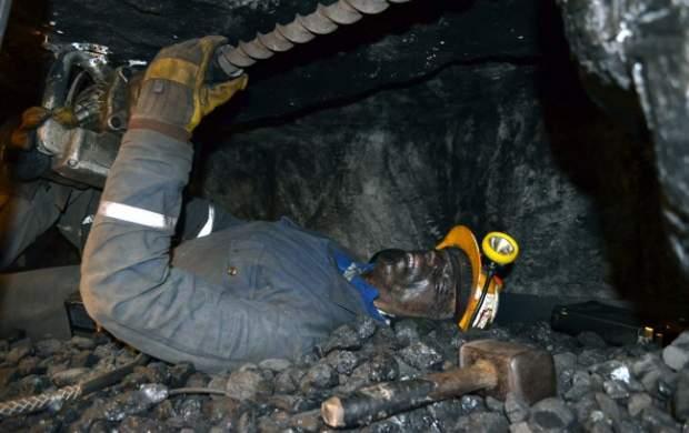 ۲۰ ساعت جدال با مرگ در قعر معدن