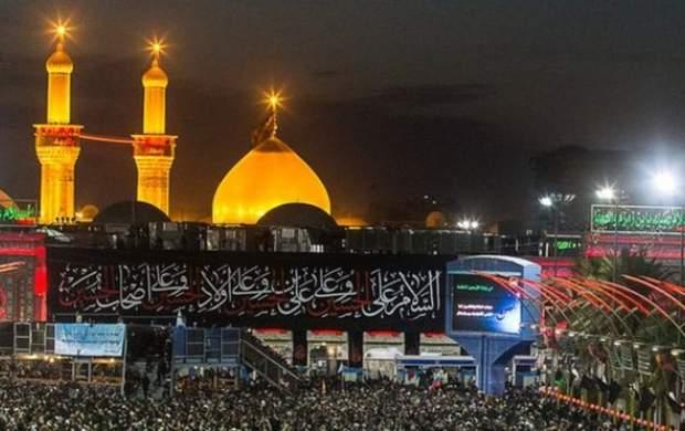 ۱۰۰ هزار ایرانی عاشورای امسال کربلایی میشوند