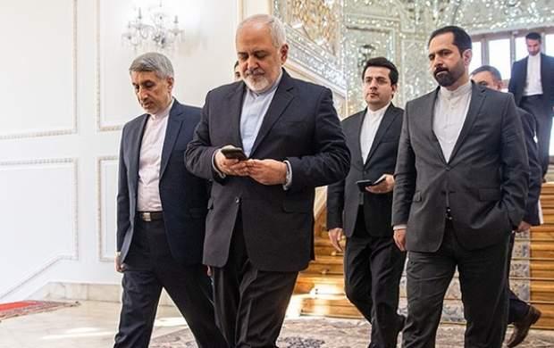 توئیت ظریف درباره حادثه 11 سپتامبر