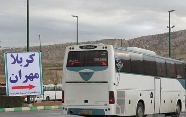 امسال «چذابه» مرز مجاز خروج اتوبوسهاست