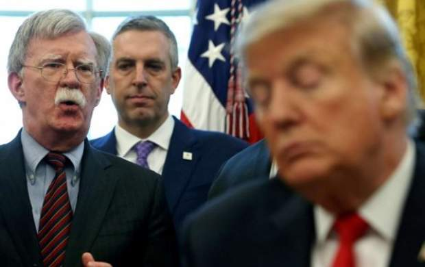 انتقاد تند بولتون از سیاستهای ترامپ