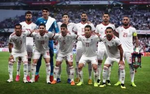جایگاه ایران در تازهترین ردهبندی فیفا
