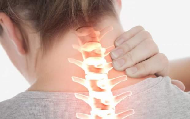 سوزش ناحیه گردن و کتف نشانه چیست؟