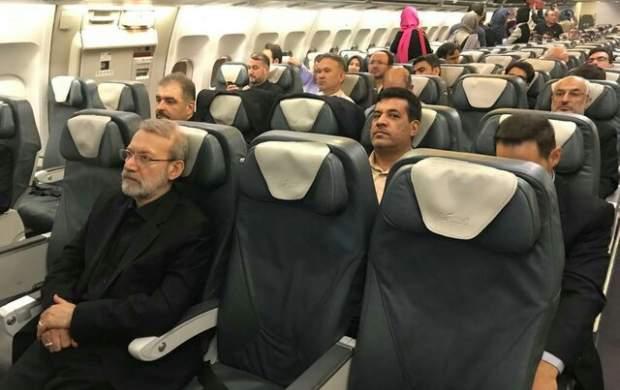 سفر رئیسمجلس به صربستان با پرواز غیراختصاصی