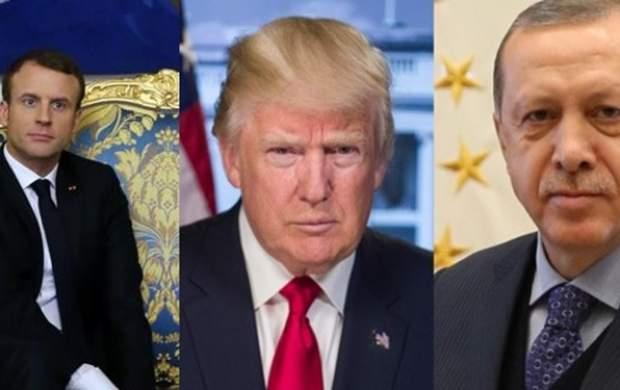 هشدار ماکرون درباره بازگشت داعش به قدرت