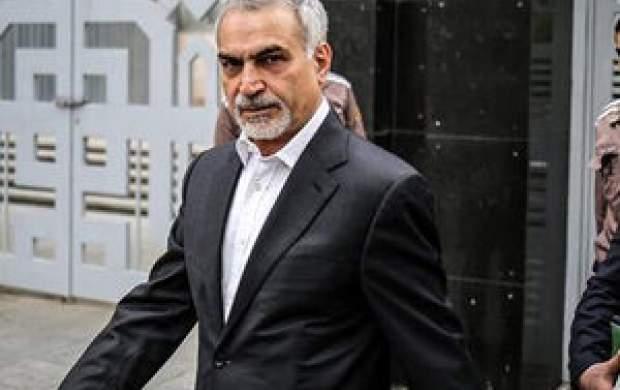 حسین فریدون زندان نرفته به مرخصی رفت!