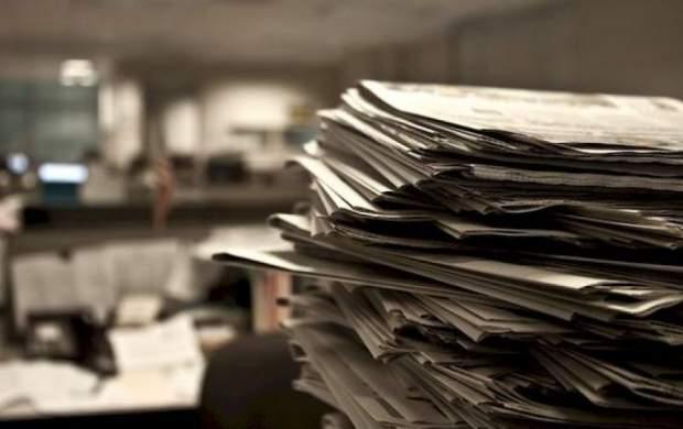 افشاگریهای یک خبرنگار از بحران کاغذ