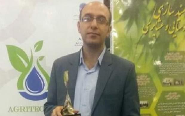 استاد ایرانی دانشمند برتر آکادمی علوم دنیا شد