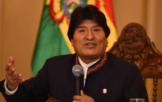 هشدار رئیس جمهوری بولیوی درباره کودتا