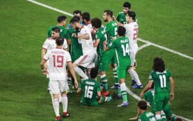 جنجال در اردوی عراق پیش از بازی با ایران