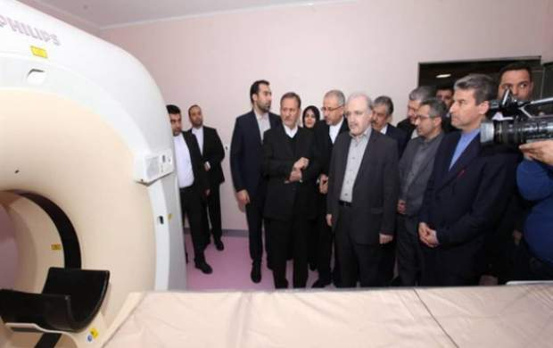 بزرگترین بیمارستان هوشمند کشور افتتاح شد
