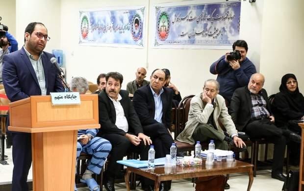 پای داماد نعمتزاده به دادگاه مفاسداقتصادی باز شد