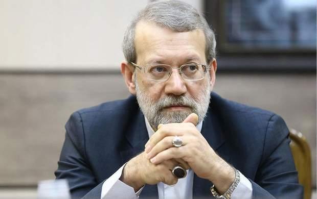 لاریجانی: قصد شرکت در انتخابات مجلس ندارم