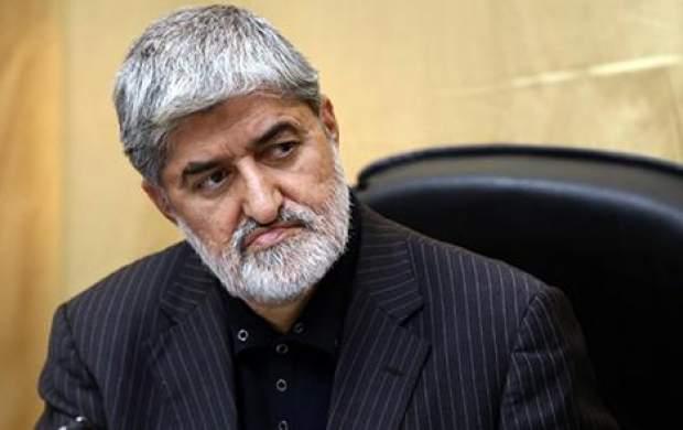 علی مطهری برای انتخابات مجلس ثبت نام کرد