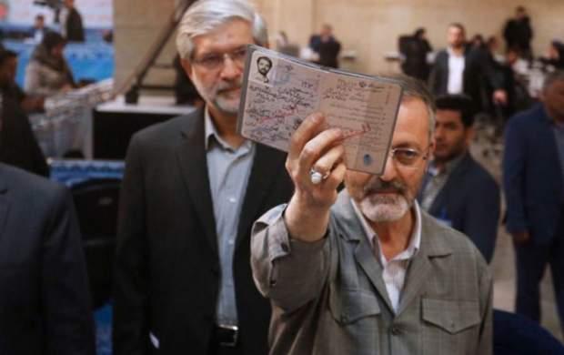 برای کاندیداتوری با احمدینژاد هماهنگ نکردم