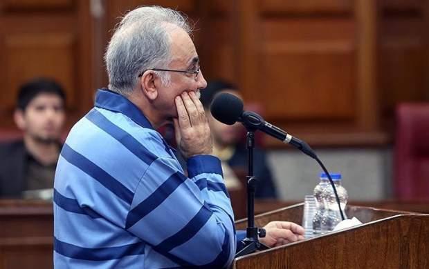 نجفی دوباره به «قتل عمد» محکوم شد