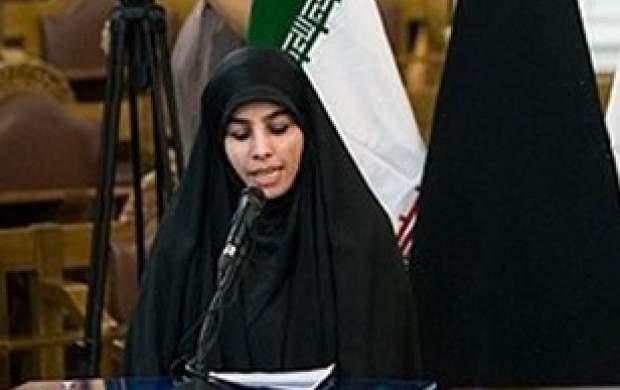 خبرنگار فارس دعوت حق را لبیک گفت +عکس