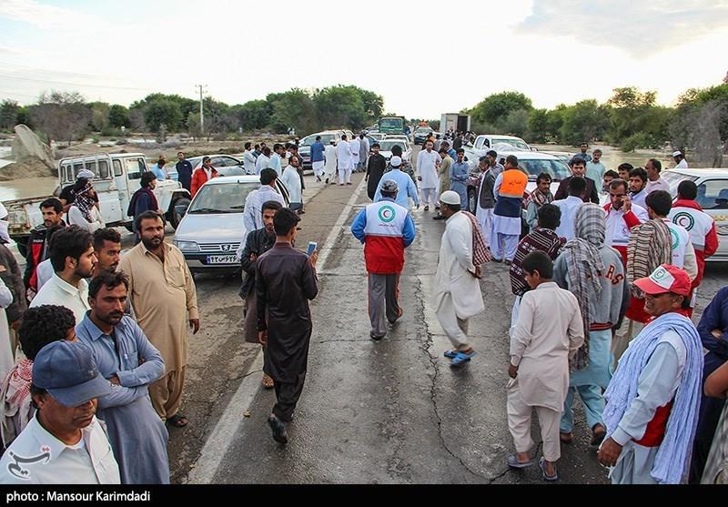 سیل با سیستان و بلوچستان چه کرد؟