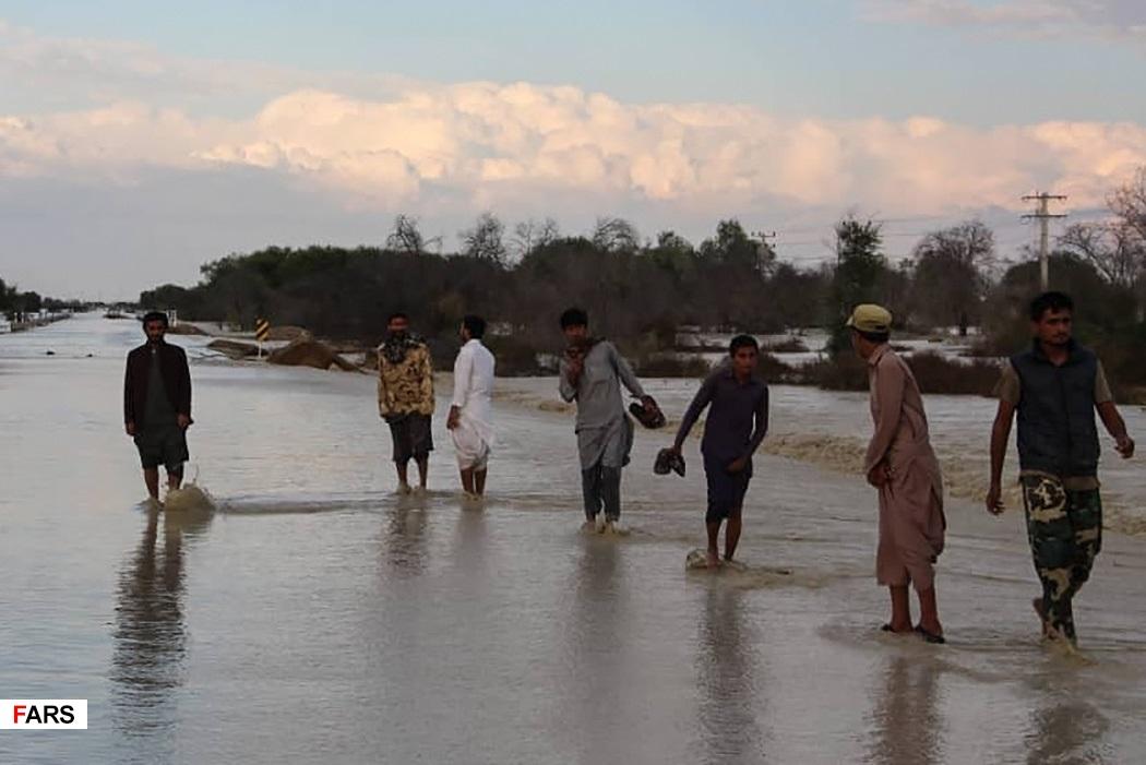 حضور نیروهای جهادی در سیستان و بلوچستان