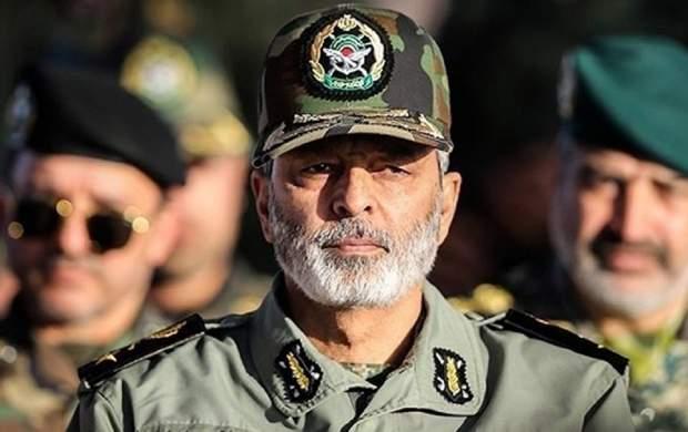 واکنش فرمانده ارتش به خطای انسانی در سپاه