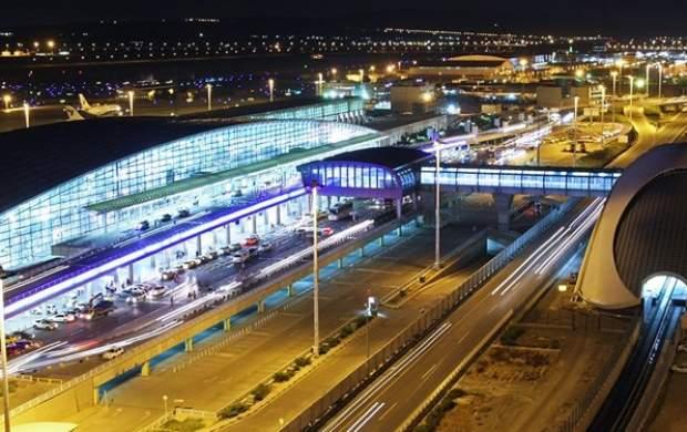 کنترل و معاینه مسافران چین در فرودگاه امام(ره)