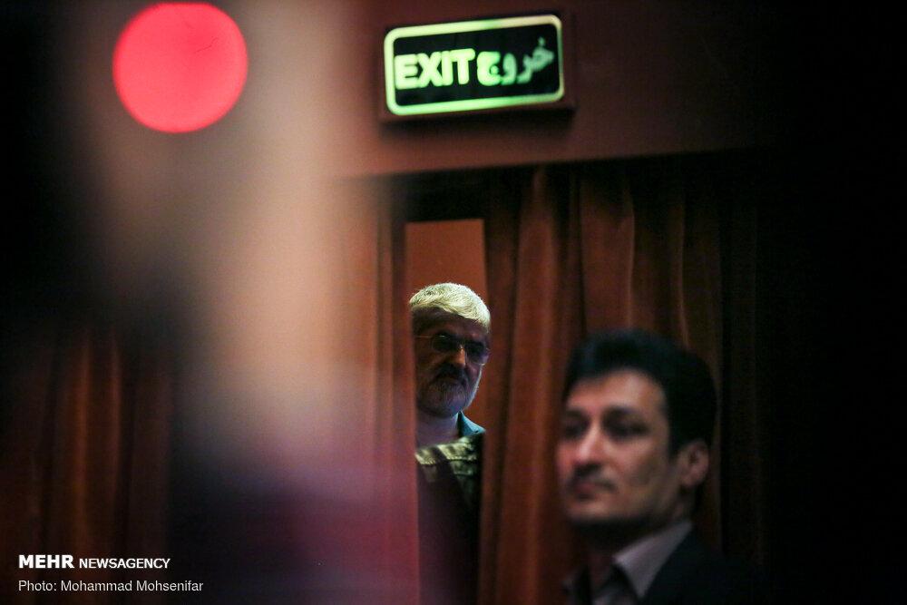 عکس/ بدون شرح از علی مطهری