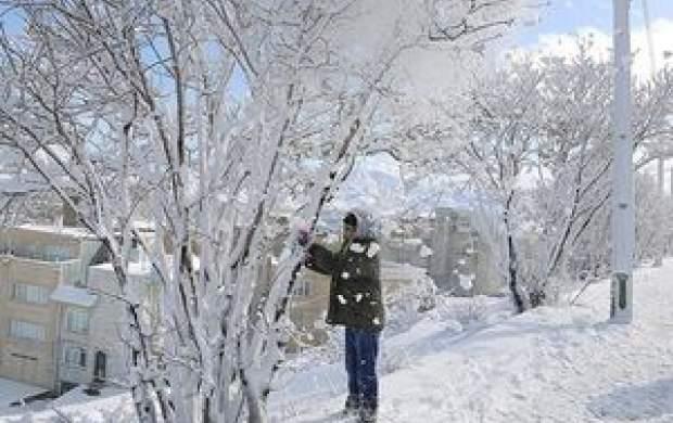 سرما در کردستان رکورد ۳۰ ساله را شکست