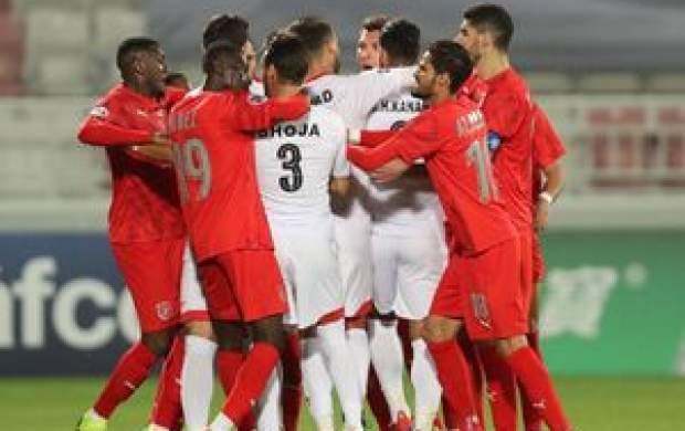 اعتراض رسمی باشگاه پرسپولیس به AFC