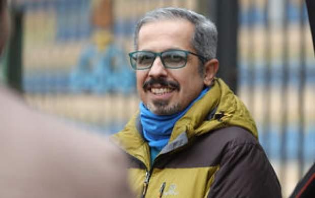 واکنش سیدجواد رضویان به احتکار ماسک