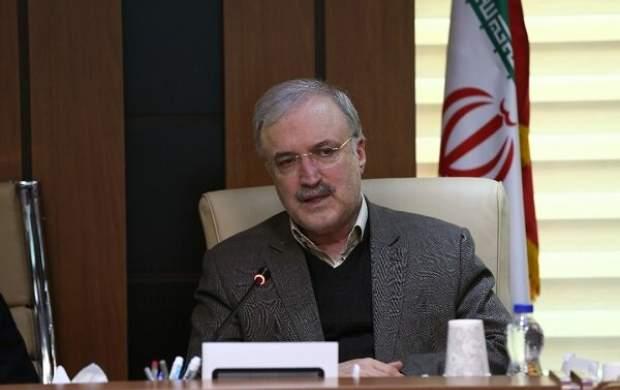 استعفای وزیر بهداشت تکذیب شد