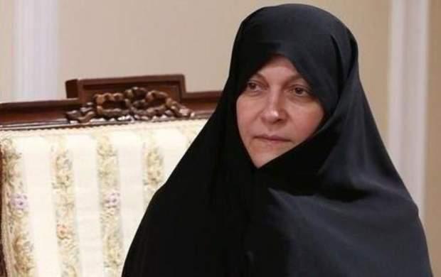 فاطمه رهبر، منتخب جدید مردم تهران دار فانی را وداع گفت