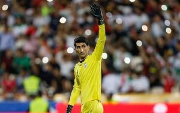 بیرانوند در آستانه کسب افتخاری دیگر از AFC