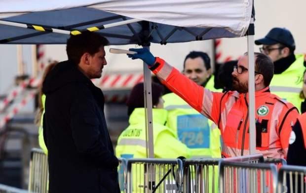 قربانیان کرونا در ایتالیا به بیش از ۶ هزار تن رسید