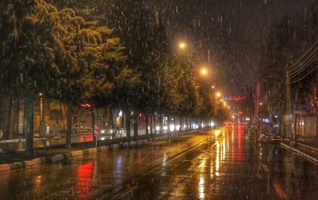 ورود سامانه بارشی به کشور/ بارشها تا ۱۷فروردین